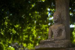 Gal Vihara - Polonnaruwa Шри-Ланка стоковые фото