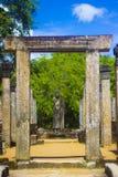 Gal Vihara - Polonnaruwa Шри-Ланка стоковое изображение rf