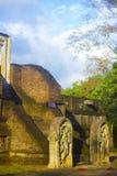 Gal Vihara - Polonnaruwa Шри-Ланка стоковая фотография rf