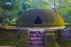 Gal Vihara - Polonnaruwa Шри-Ланка стоковое фото rf