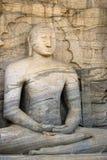 Gal Vihara, Polonnaruwa, Sri Lanka royalty free stock photo