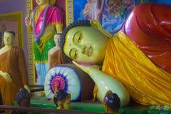 Gal Vihara - Polonnaruwa Sri Lanka foto de archivo