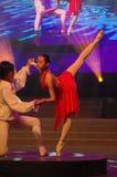 Gala classique de festival de printemps de Ballet-2007 Jiangxi images libres de droits
