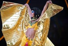 Gala Concert no campeonato mundial da ginástica rítmica Foto de Stock