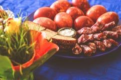 Gala Dinner-sierlijke de honger van het feestvlees royalty-vrije stock foto