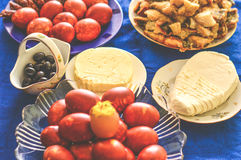 Gala Dinner-sierlijke de honger van het feestvlees royalty-vrije stock afbeeldingen