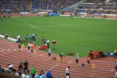 Gala dourada 2011 Fotos de Stock Royalty Free