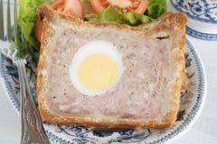 Gala Pie Royalty Free Stock Image