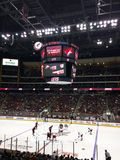 Gala River Area home of the Phoenix Coyotes. Royalty Free Stock Photo