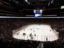 Gala River Area home of the Phoenix Coyotes. Stock Images