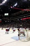 Gala River Area home of the Phoenix Coyotes. Royalty Free Stock Image