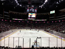 Gala River Area home of the Phoenix Coyotes. Royalty Free Stock Photography