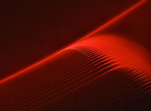 Galactic background. Conceptual, technical, industrial, background in deep reds Royalty Free Stock Image