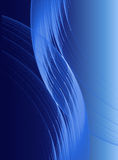 Galactic background. Conceptual, technical, industrial, graphical, galactical background in blues Royalty Free Stock Images