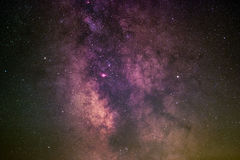 Galactic Center Royalty Free Stock Images