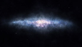 Galactic edge royalty free stock photography