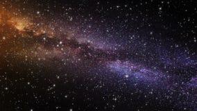 Galactic Splendor Loop stock video footage