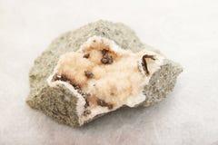 galactite кальцита стоковая фотография