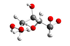 Galactose. Galacto- + -ose, `milk sugar`, sometimes abbreviated Gal, is a monosaccharide sugar that is less sweet than glucose and fructose. It is a C-4 epimer Stock Photos