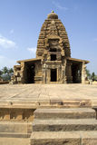 Galaganath Temple at Pattadakal Royalty Free Stock Images