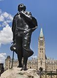 Galahad à Ottawa Photos libres de droits