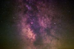 Galaktiskt mitt Royaltyfria Bilder