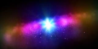 Galaktyka Zdjęcia Royalty Free