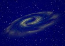 galaktyki. royalty ilustracja