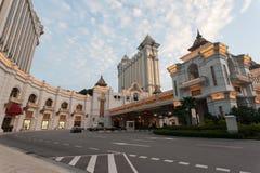 Galaktyki kasyno w Macau obraz stock