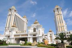 Galaktyki Macau Kurort Obrazy Royalty Free