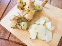 Galangal Royalty Free Stock Image