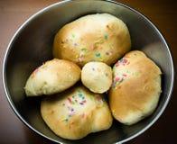 Galanteryjny chleb Zdjęcie Royalty Free
