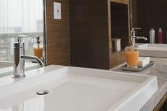 galanteryjny faucet Fotografia Royalty Free