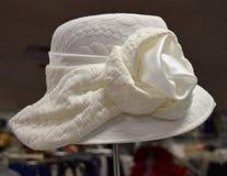 Galanteryjny kapelusz dla Derby dnia Obrazy Royalty Free