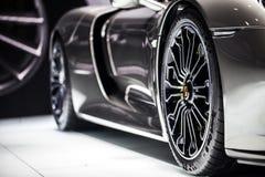 Galanteryjny samochód Obraz Stock