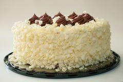 Galanteryjny tort Fotografia Royalty Free