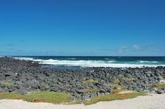 Galapagos coast. Royalty Free Stock Images
