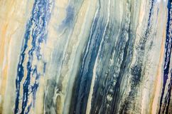 Galapagos granite natural stone tile pattern in abstract color, close up. royalty free stock photo