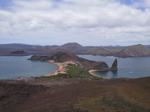 Galapagos Islands, Bartolomé Island. Galapagos Islands, Uninhabited Bartolomé Island Royalty Free Stock Images