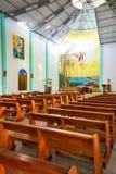 Galapagos Islands Church Royalty Free Stock Photo