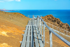 Galapagos Islands Path Royalty Free Stock Images