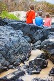 Galapagos vacation Royalty Free Stock Images