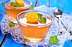 Galaretowa pomarańcze Zdjęcie Stock