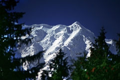 Galasescu Mare Peak Stock Images