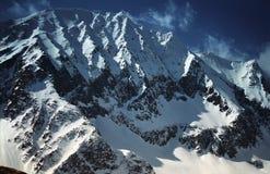 Galasescu Mare Peak And Wall From Sambata Mare stock image