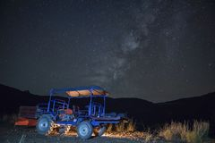 galassia immagine stock
