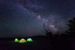 galassia Immagini Stock