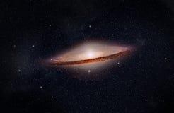 galassia Immagine Stock Libera da Diritti