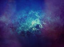 galassia Illustrazione di Stock