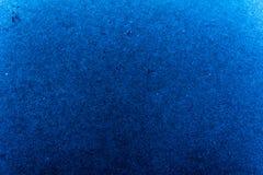 Galassia astratta del ghiaccio Fotografia Stock
